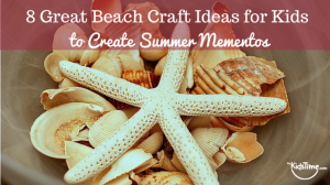 Beach Craft Ideas