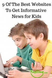 9 of the Best Websites to Get Informative News for Kids