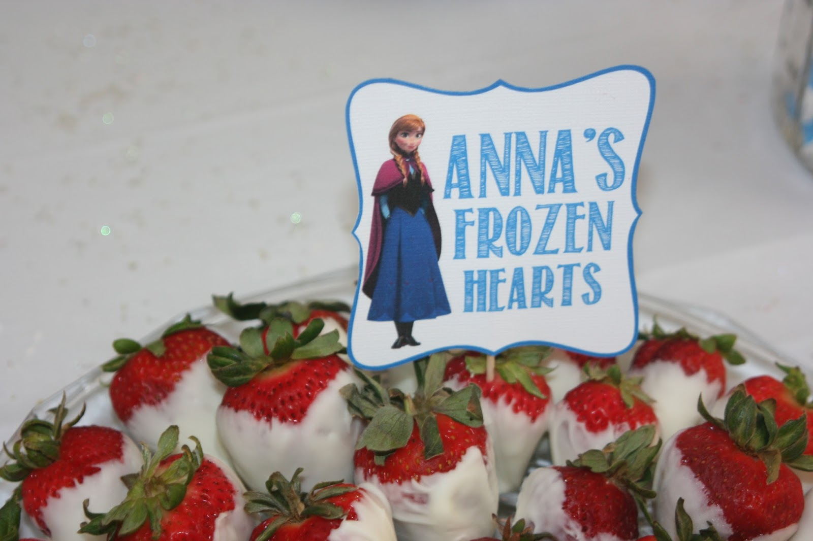 Frozen Party Food Ideas