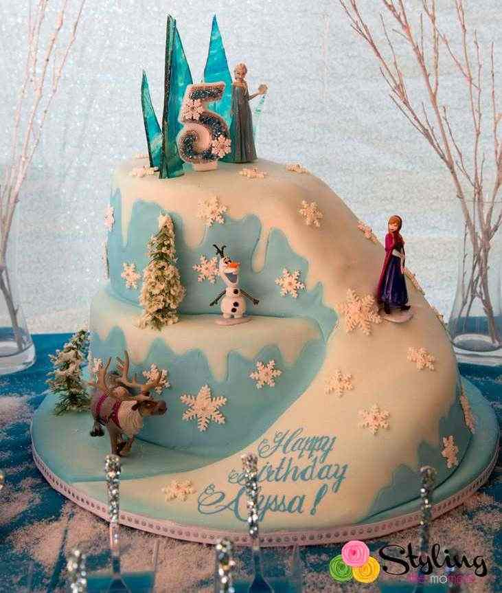 Frozen Cake - Catch My Party (1)