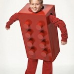 Halloween Lego Costume from Country Living