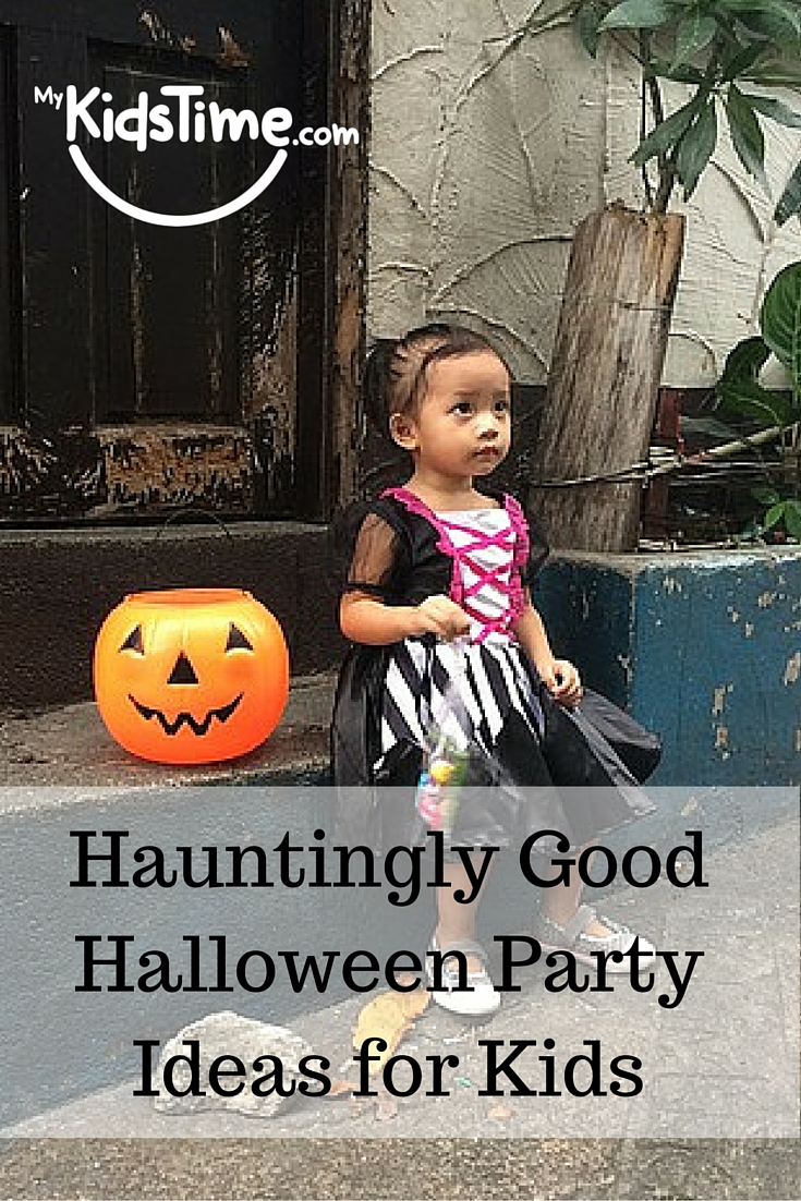 Hauntingly good halloween party ideas for kids for How to have a great halloween party