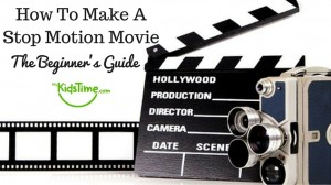 How To Make A Stop Motion Movie