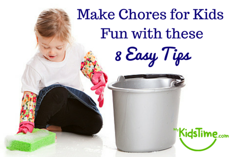 Make Chores for Kids Fun (1)