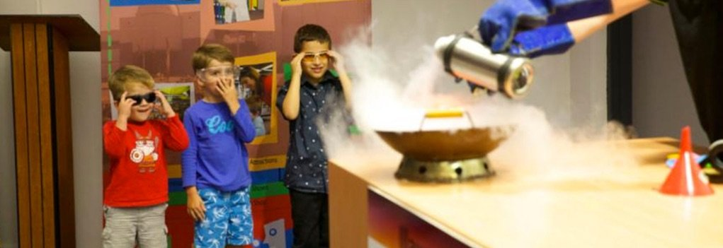 Museums for Kids Science Centre and Planetarium Woollongong