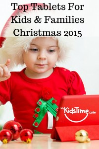 Top Tablets for Kids & Families Chriistmas