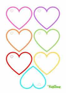 make Valentine's Day special with Valentine Heart Cut Outs - Mykidstime