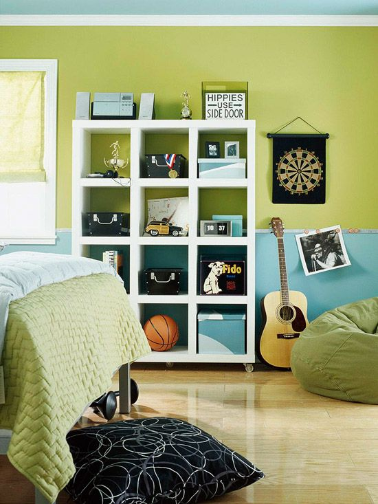 15 inspiring teen bedroom ideas they will actually love for Better homes bedroom ideas