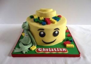 c cake