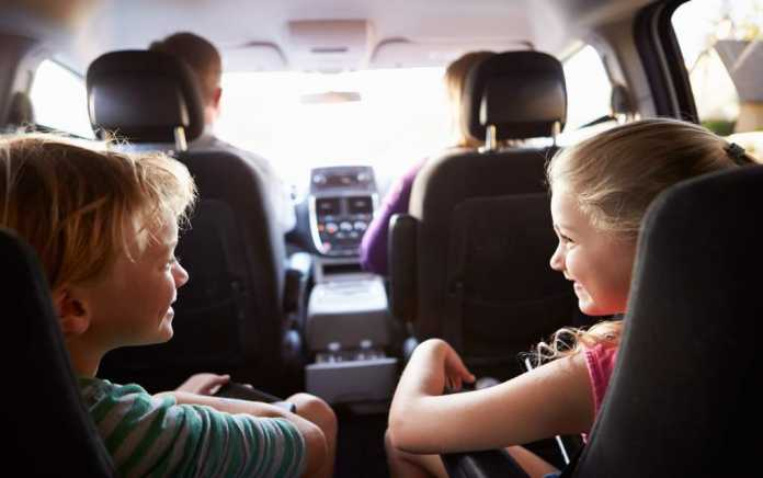 car ride games for kids