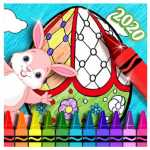 easter coloring book app