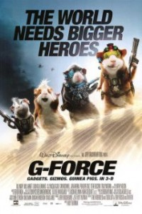 Best Family Movies g-force
