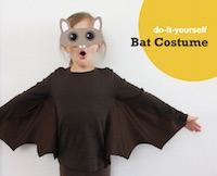 Bat Costume from Alphamom.com
