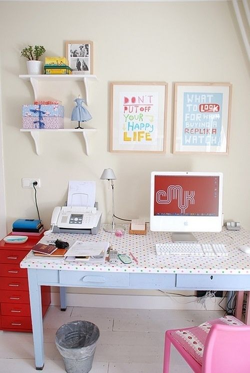 15 inspiring teen bedroom ideas they will actually love for Bureau adolescent