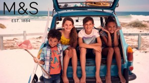 Marks and Spencer Holiday Shop