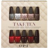 opi nail varnish set