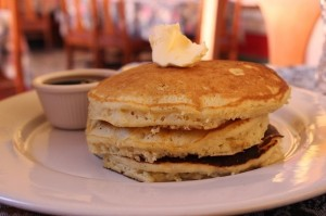 Easy Recipes for Kids to Make Pancake Stack