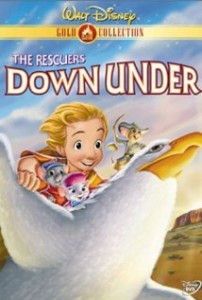 Best Family Movies rescuers-down-under