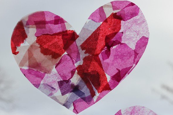 Fall in love with these 7 cute valentines crafts for kids for Toddler valentine craft ideas