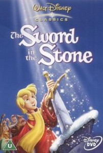 Best Family Movies sword in the stone