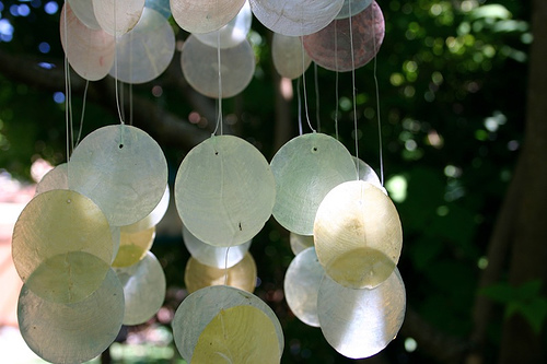windchime - photopin-gardencrafts article
