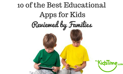 10 of the best educational apps for kids reviewed by families