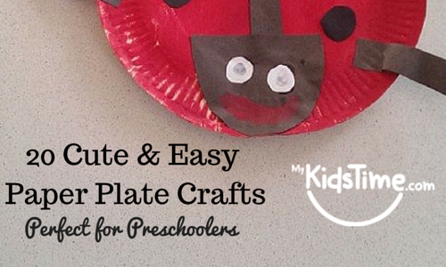 paper plate crafts