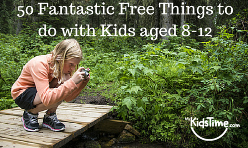 free things to do with kids