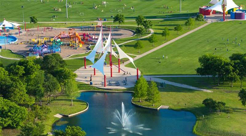 Celebration Park for Things to do in Dallas - Mykidstime
