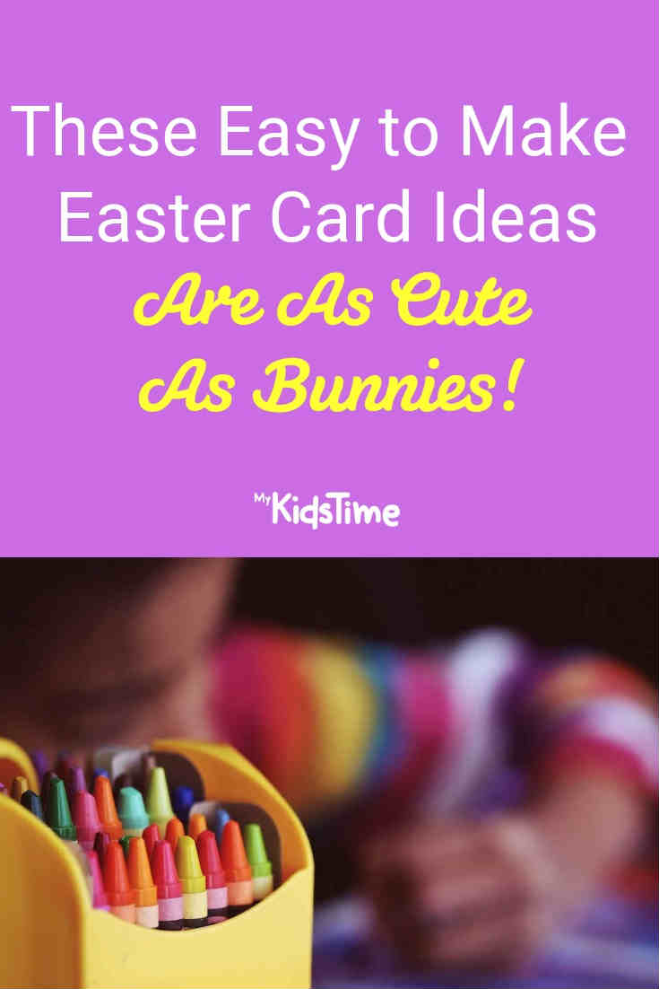 Easter Card Ideas - Mykidstime