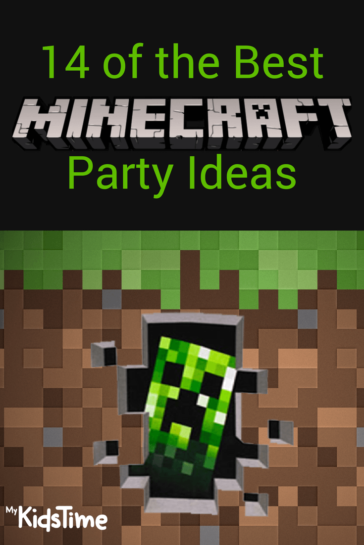 14 Of The Best Minecraft Party Ideas To Guarantee You Ll