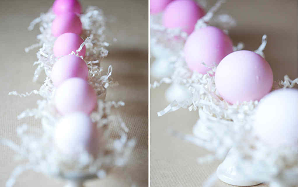 Ombre Egg for Easter Hacks - Mykidstime