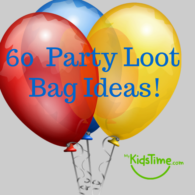 Party Loot Bag Ideas Featured