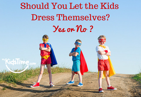 Should You Let the Kids Dress