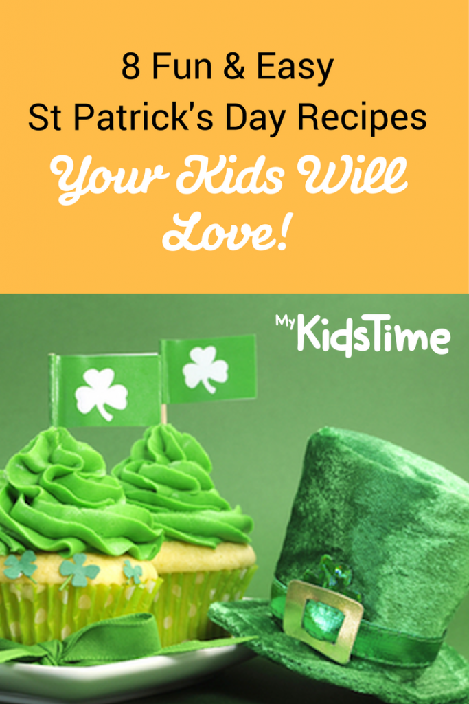 St Patrick's day recipes