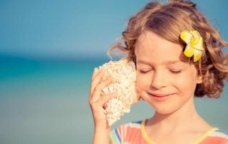 Things to do at the beach with kids