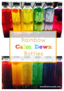 calm down sensory jars