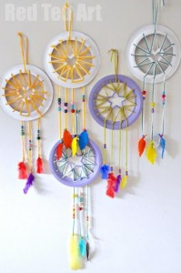 BFG Dreamcatcher from Red Ted Art