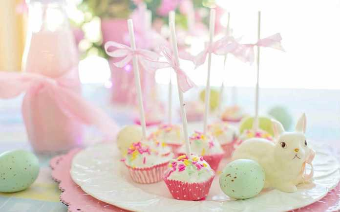 Easter cupcakes - Mykidstime
