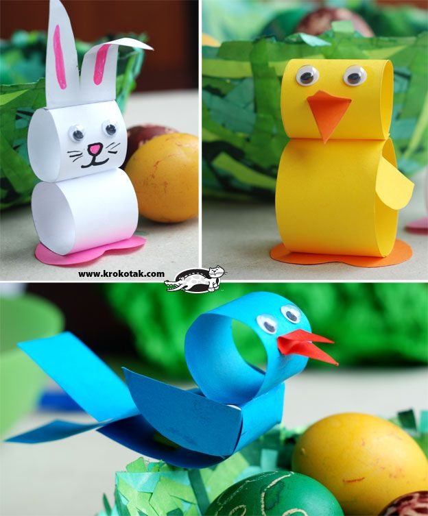 simple easter construction paper craft 18 easy paper crafts for you ll want to make 7150