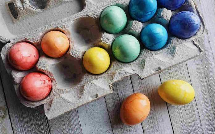 Easter eggs for Easter hacks - Mykidstime