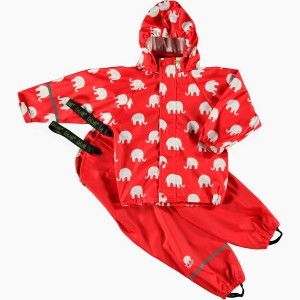 childrens rainwear set