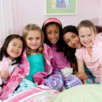 Childhood things I love sleepovers