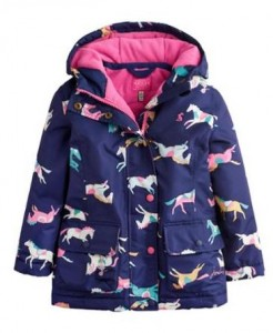 joules navy girls