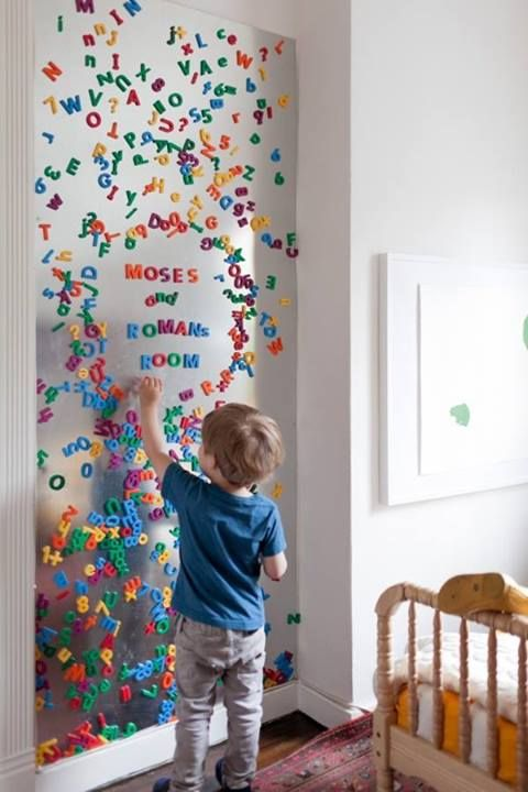 15 funky kids room ideas you 39 ll want to steal - Childrens bedroom wall painting ideas ...