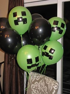 Of The Best Minecraft Party Ideas To Guarantee Youll Survive The - Minecraft party spiele