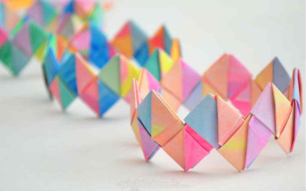 easy diy paper crafts for preschoolers