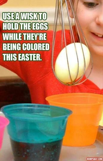 hacks for easter