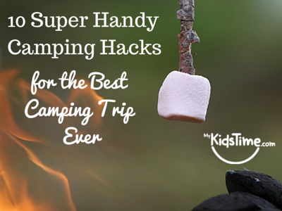 10 Super Handy Camping Hacks