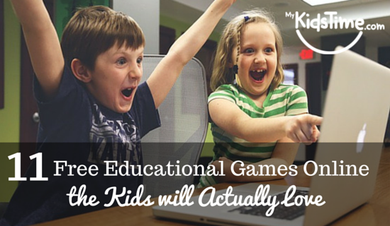 11 Free Educational Games Online